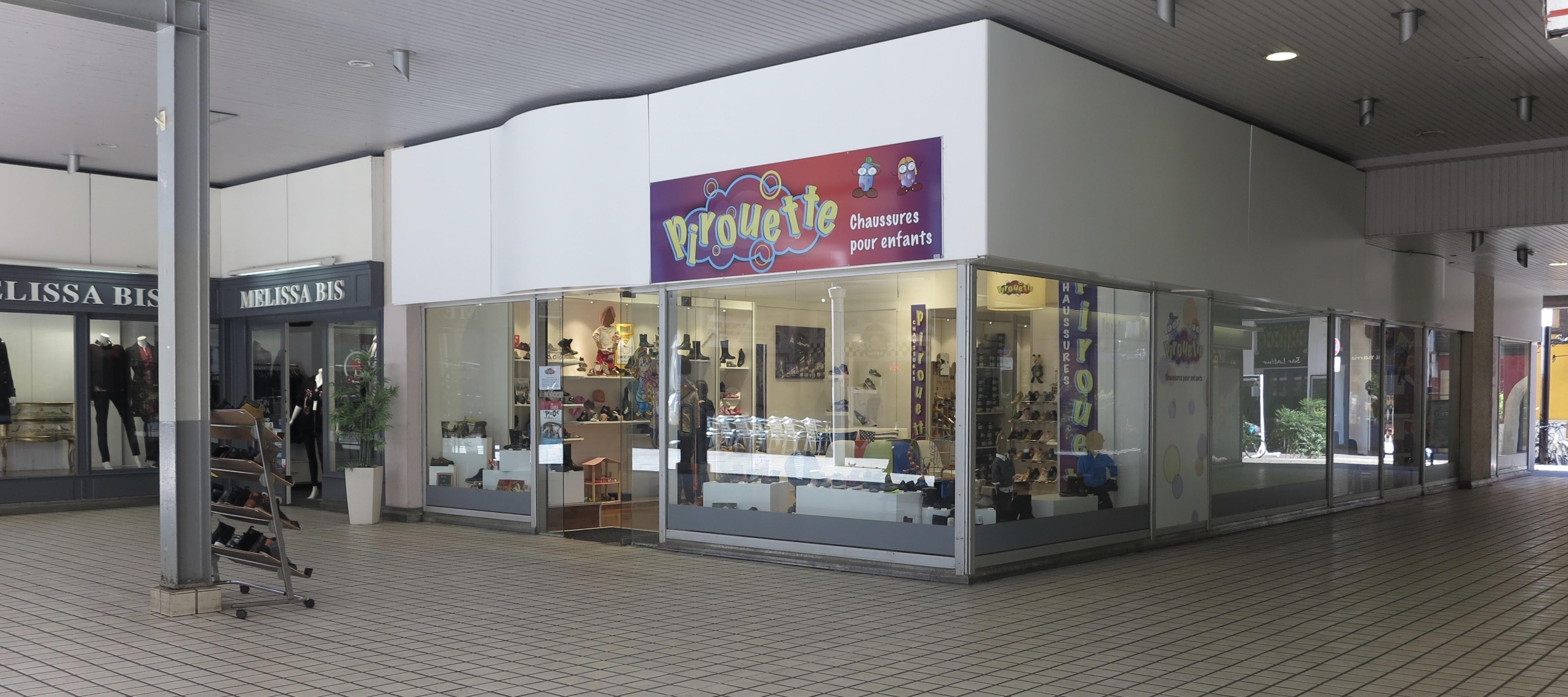 3ae4bddb549417 Bienvenue chez Pirouette - Pirouette, magasin de chaussures pour enfant